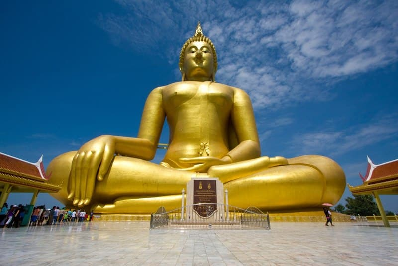 Statue of Great Buddha of Thailand